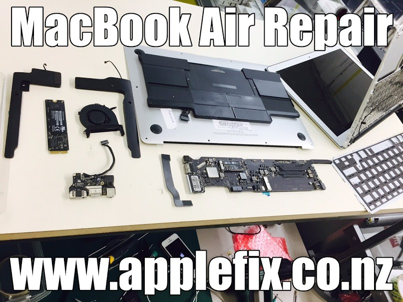 macbook air repair hamilton