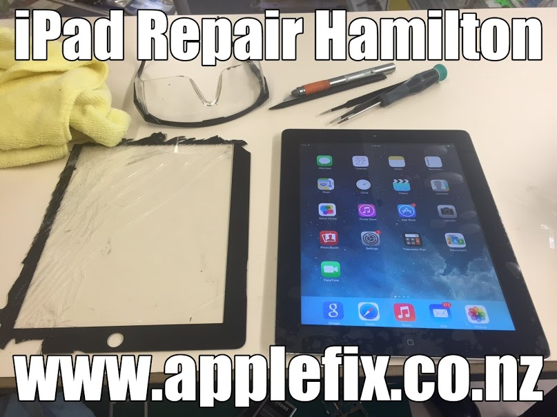 iPad lcd screen repair hamilton
