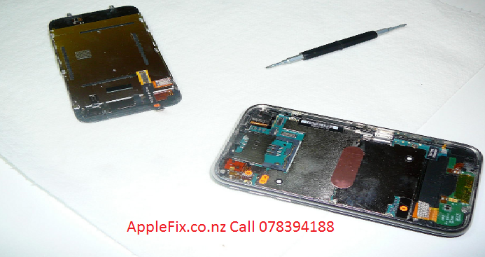 iPhone Screen Repaired