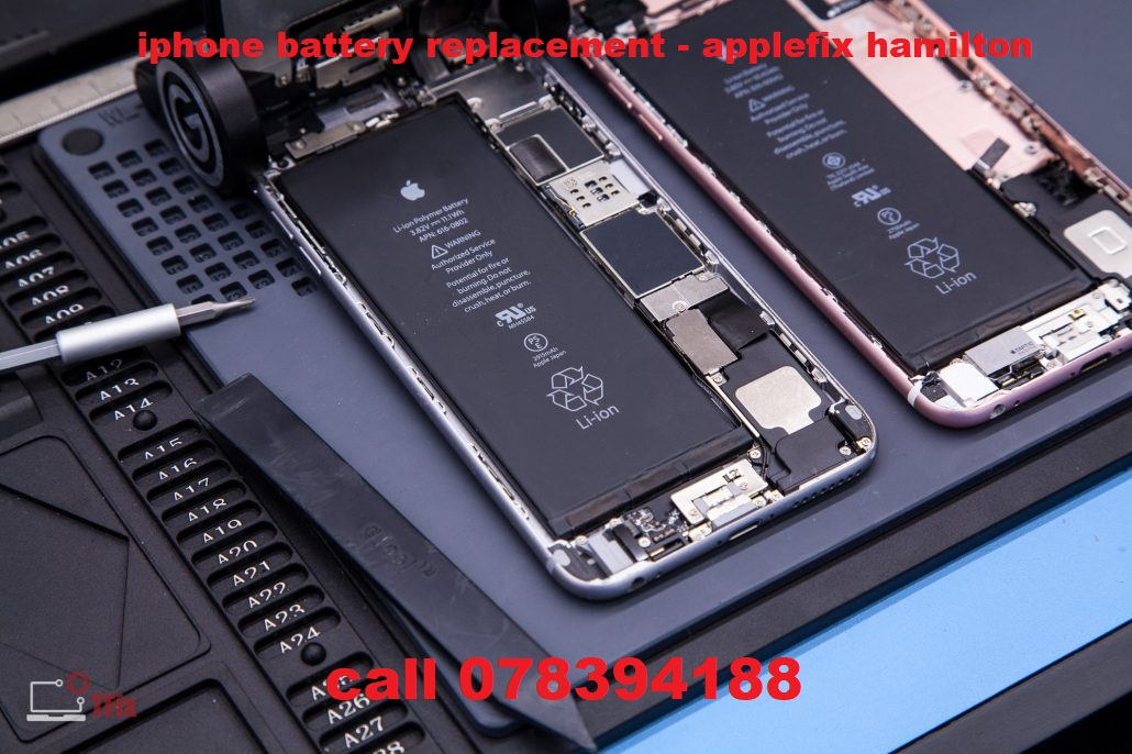 iphone battery repair hamilton
