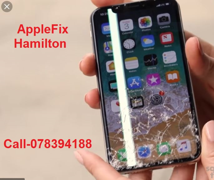 iphone x screen repair in hamilton new zealand