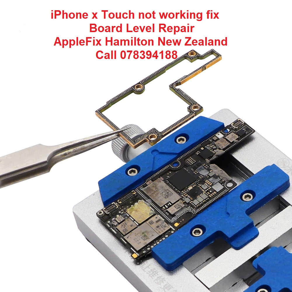 iphone x touch not working fix even after screen replacement